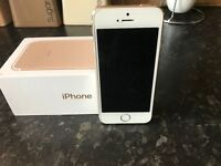 IPhone 5s 32gb - Rose Gold EXCELLENT CONDITION EE Network