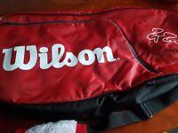 Roger Federer Tennis Bag