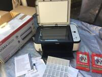 Printer cannon pixma mp270 inkjet photo all in one Used perfect working in box £35