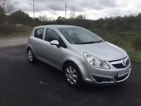 2009 Vauxhall Corsa 1.2 Club A/C VGC New Shape Manual Gearbox Cheap To Insure & Tax Lovely Drive!!