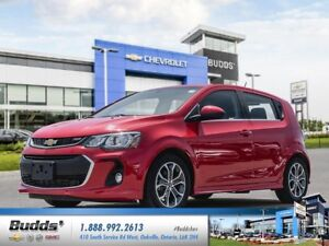 2017 Chevrolet Sonic LT Auto 0.9% FOR UP TO 24 Months OAC