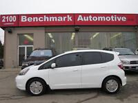 2010 Honda FIT LX CRUISE-AUTO-1 OWNER-NO ACCIDENTS-CANADIAN-29KM