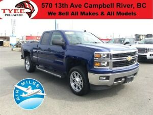 2014 Chevrolet Silverado 1500 LT Z71 Off-Road Package Navigation