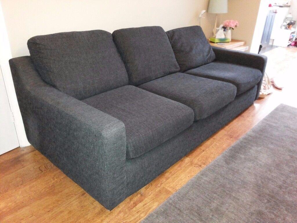 fabric sofa 3 seater