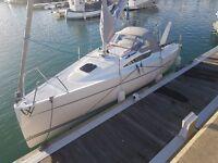 Viko S21 Trailer Sailer Yacht