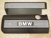 BMW E46 E39 Engine Covers 6 Cyl Petrol Models