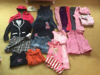 Large bundle of girls clothes - 3-4 years