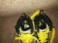 Boys Batman Boots Shoes size 9