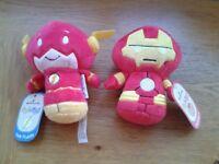 Iron Man - Hallmark Itty Bitty Plushie - BNWT