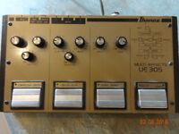 Vintage Ibanez UE 305 multi effects pedal. Delay , chorus, compressor/limiter.