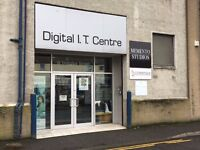 Digital IT Centre, 10 Douglas Street, Dundee, DD1 5AJ, First Floor Office Suite To Let