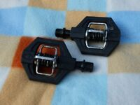COOK BROS pedals - VGC little used.