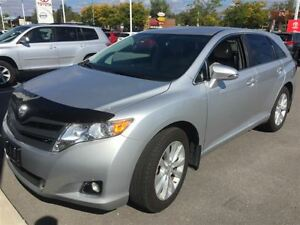 2014 Toyota Venza HEATED SEATS+BACK UP CAM!