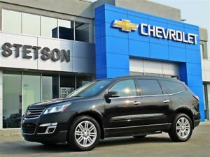 2015 Chevrolet Traverse LT AWD Leather True North Heated Seats 8