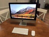 Apple iMac 24'', 3.0ghz processor, 640GB HHD, 4GB RAM, M.s Office 2016. 12 Months warranty,