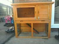 Hutch 3ft 2 tier