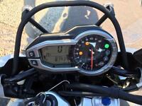 Triumph explorer 1200cc 2014
