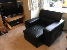 Bargain Leather Armchair
