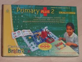 Primary Plus 2 – Electronics Kit for young scientists