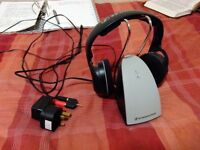 Sennheiser RS120 Wireless Headphones