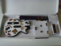 Nintendo Wii Guitar Hero Guitar
