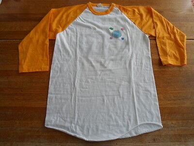 Vintage Talking Heads T Shirt Baseball Jersey 1983 Red Rocks Amphitheater Denver