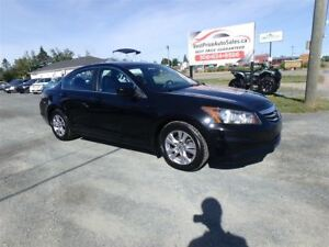 2011 Honda Accord SE!! CERTIFIED!