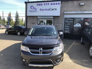 2014 Dodge Journey R/T RT