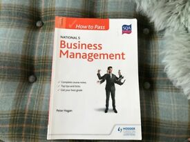 National 5 How to pass Business Management