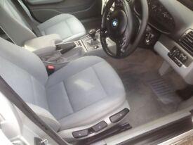 BMW 320d e46 silver family car diesel not estate m3 alloys
