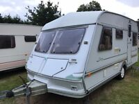 Caravan 4/5/6 berth ABI Jubilee 1994 lovely condition *awning available Clevedon light weight