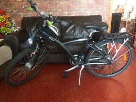 B twin daily bike like new