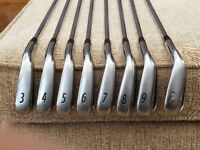 TITLEIST AP2 712 IRONS / 3-PW / STIFF FLEX DYNAMIC GOLD SHAFTS