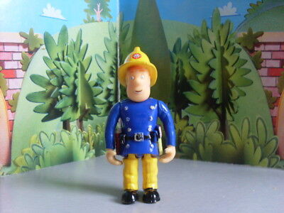 FIREMAN SAM FIGURE  FROM THE FIRST SERIES.