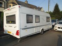 Compass omega 505 5 berth 2004 come with all you need to go touring