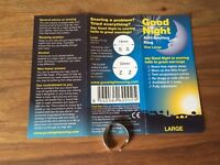 Good Night Anti-Snoring Ring (Large)