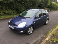 Ford Fiesta 1.4 Zetec Climate 2005 '55' Reg ** 12 Months MOT **