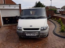Ford Transit T260 85 (Low Roof SWB)