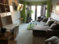 Fantastic contemporary Cathedral Quarter 2BR furnished apartment with secure parking £775pm