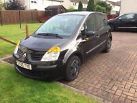 Renault modus 1.4cc Black