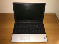 """HP Laptop - Almost New -15.6"""" Screen - 350 G2 - With Original Box"""