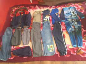 23 boys clothes size 7-8 years.