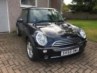 Mini One 2005 1.6l MOT Oct 18 Part Leather Interior Sunroof New Tyres