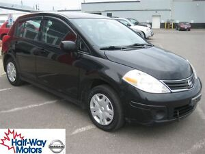2011 Nissan Versa 1.8S   Small But Mighty!