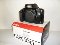 CANON EOS 100 SLR FILM CAMERA