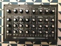 Macbeth Micromac D analogue synthesiser
