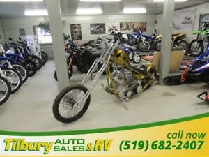 2013 ULTIMA Other Custom Ultima Chopper Dressed To Impress All K