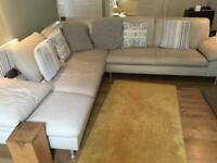 Corner sofa - FREE to collect