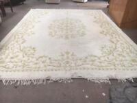 Beautiful large quality wool rug