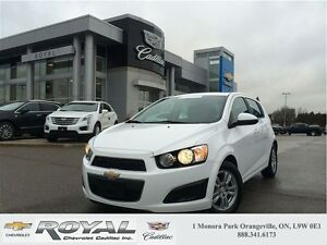 2016 Chevrolet Sonic LT * * HEATED SEATS * REMOTE START